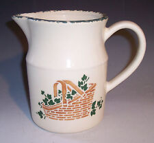 1 Qt Basket Design Pitcher USA!