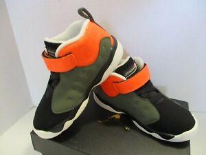 Air Jordan Jumpman Team II (TD) Size 10c # AQ2794 300 Twilight Marsh Brand New