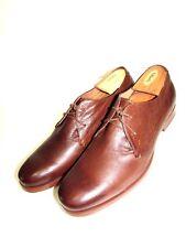 FOSSIL BROWN Espresso Leather Oxfords Shoes SZ 11.5 D