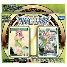 Wicrosu WXD-20 TCG Built Deck Green Cheat (First Press Releases) #A385 Japan.