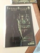 Neonomicon #1 Variant PROJECT NM Cover Alan Moore,Jacen Burrows  limited to 1000