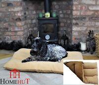 Pet Bed Mattress Dog Cat Cushion Pillow Mat Blanket Soft Winter Warm  100 x 65cm