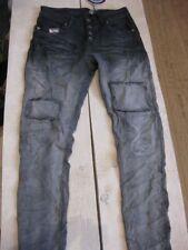 NEU:  Blue Monkey Damen Hose Jeans Boyfriend Sue 1255 W26/L32