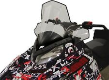 POWERMADD COBRA WINDSHIELD MID SMOKE POLARIS PRO-RIDE INDY SWITCHBACK RMK RUSH