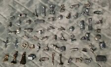 Monopoly Tokens Lot Game Pieces