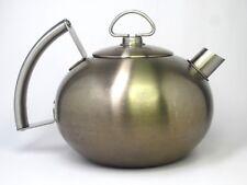 Chantal Vintage Mid-Century Retro Tea Kettle Stainless Steel 1.5 quart 1.4 lt. S