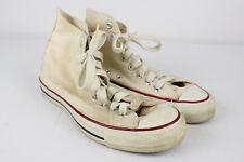 Vintage Converse All Star Chuck Taylor High Top Shoes, USA, Korea, 7.5