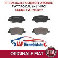 1.4 LPG 1.6D 77368553 Serie Pastiglie Anteriori Originali Fiat Tipo 356/_357