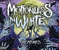 Motionless in White - Creatures [New CD] Explicit