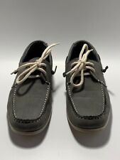 Madden by Steve Madden Men's M-Gameon Grey Slip On Loafers Size 8