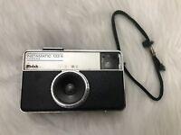 Vintage Kodak Instamatic 133-X Camera Keystone 725FL Film