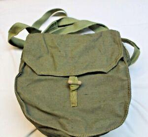 ORIGINAL CANVAS POUCH BAG DP- 27 DP 28 WW2 3  MAGAZINE DEGTYAREV
