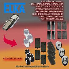 ELKA SKJ MINI, 433,92MHz Kompatibel Handsender, Ersatz, Klone 433,92Mhz