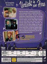 DVD-BOX NEU/OVP - Verliebt in eine Hexe - Die komplette Season Two (Staffel 2)
