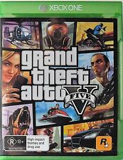 Grand Theft Auto 5 GTA V Microsoft Xbox One