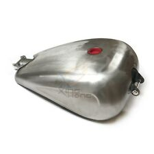 """4 Gallon 2"""" Stretched Gas Fuel Tank For EFI Harley Sportster Forty Eight 07-15"""