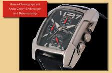 """Lukado Herren Chronograph """"Monte Carlo"""" NEU&OVP + Rechnung mit MwSt."""