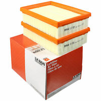 Original MAHLE / KNECHT Luftfilter Filter LX 925/S Air