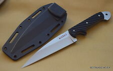 CRKT C/K DRAGON FIGHTING FIXED BLADE KNIFE FULL TANG *RAZOR SHARP* KYDEX SHEATH