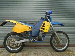Husaberg FE400 enduro bike