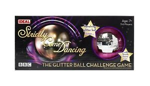 John Adams 10734 Strictly Come Dancing-Glitter Ball Challenge Game NEW