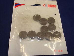 10 x Eclipse CM701-R 701 Ceramic Ferrite Disc Magnet 20mm Diameter