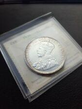 1936 Canada Dollar ICCS MS 64