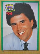 Calendario mini ONDA TV 1994 - Jorge Martinez [C48]