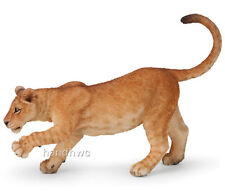 Papo 50124 Young Lioness Wild Animal Lion Figurine Model Toy Gift - NIP