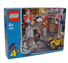 Lego® Spider Man 4860 - Doc Ock`s Raubzug 132 Teile 4+ - Neu