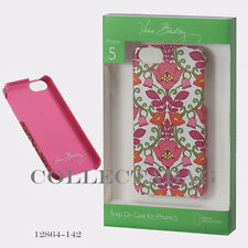 Authentic Vera Bradley Snap On Case for iPhone 5 in Lilli Bell 12864-142
