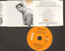 MORRISSEY 3 track NEW CD SINGLE Dagenham Dave Nobody Loves Us THE SMITHS 1995