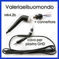 CAVO + CONNETTORE RICAMBIO PIASTRA STYLER GHD  LIMITED EDITION PURPLE