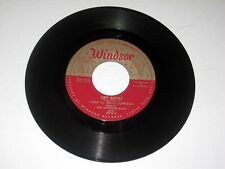 Square Dance Calls 45rpm PETE LOFTHOUSE BAND Dry Bones WINDSOR 4819 NM/NM-