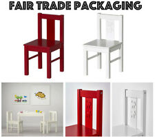 IKEA Solid Wood Tables & Chairs for Children