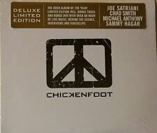 Chickenfoot - Chickenfoot Deluxe Limited Edition (CD+DVD Digipak + Bonus Track)