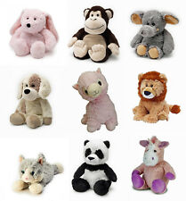 """Warmies by Intelex ~ Cozy Therapy Plush ~ Microwavable ~ 13"""" ~ Select Favorite"""
