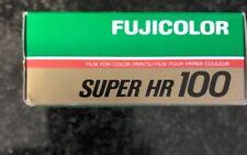 1x Fuji Super HR100 120 Film  agfa Kodak Lomo expired film
