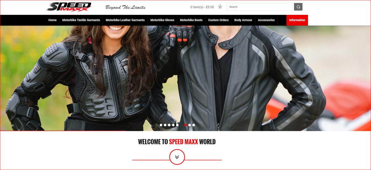 Speed MaxX Ltd