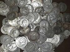 Bulk United States Silver Coins $1.00 Face Value - Halves, Quarters, Dimes