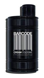 BARCODE PROFESSIONAL AFTER SHAVE CREAM COLOGNE NARSIST VITAMIN E BISABOLOL 150ML