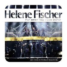 Helene Fischer-per un giorno-Live 2012 2 CD Best of canzonette pop NUOVO