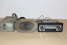 European Classic car tube radio for Jaguar, Porsche, VW, MG Triumph etc.