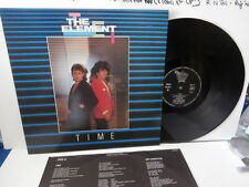 """the element""""time""""(patrick rondat)""""lp12""""or.fr.1985.ultra rare hard rock french"""