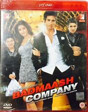 Badmaash Company - Shahid Kapoor - Original Hindi Movie DVD ALL/0 English Subt