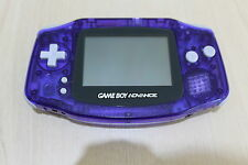 Midnight Blue Ltd Edition Game Boy Advance Console Good Condition Nintendo