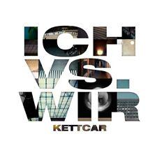 KETTCAR - ICH VS. WIR   CD NEW+