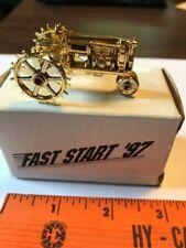 RARE! Fast Start '97 Case Farmall Gold Tractor 1:64 FG -ZSM777 New In Box
