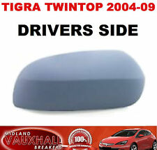 For Vauxhall Tigra 94-00 Right side Aspheric Electric wing door mirror glass