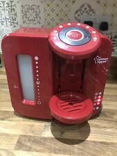 Tommy Tippee Perfect Prep Machine Red VGC